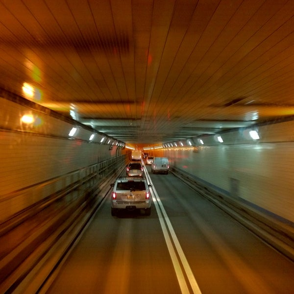 Lincoln Tunnel New York Nj