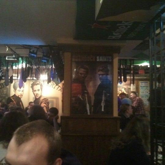 Снимок сделан в Boondock Pub пользователем Vsevolod D. 11/3/2012