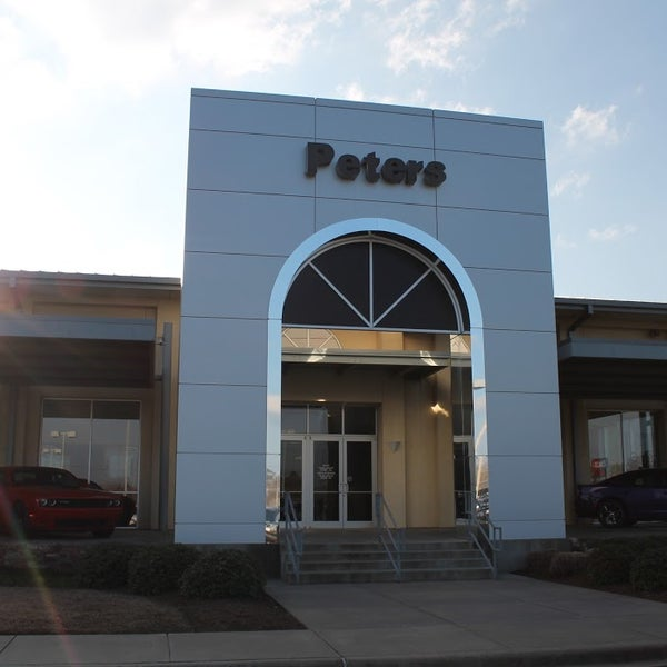 Photo Taken At Peters Chevrolet Chrysler Jeep Dodge Ram Fiat By Launch On  2/9