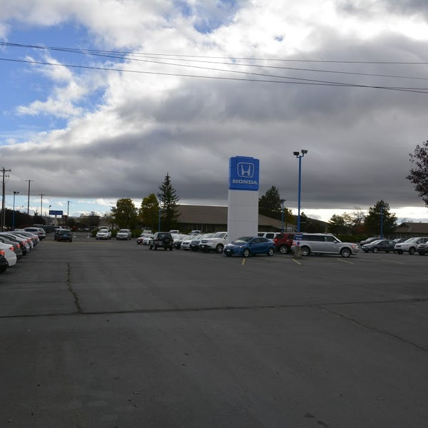 Photo Taken At Klamath Falls Honda By Launch On 12/15/2017