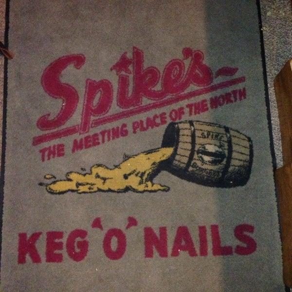 Photos at Spike\'s Keg \'o\' Nails - Burger Joint