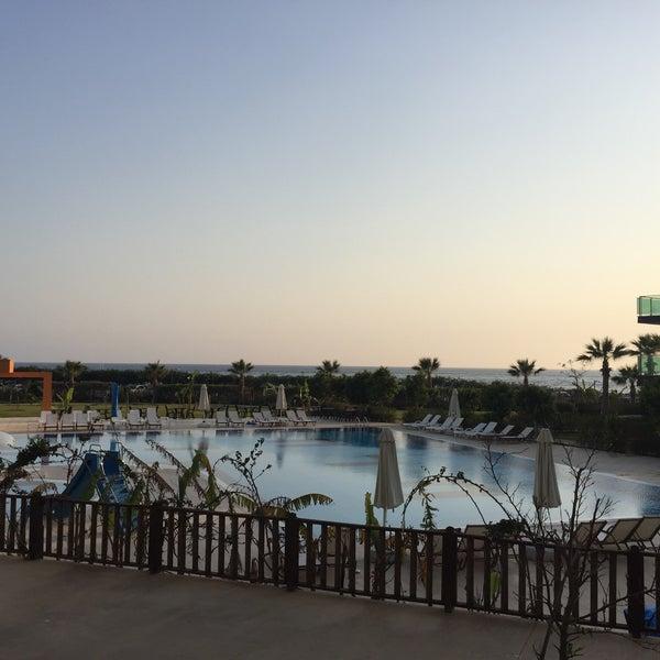 4/14/2018 tarihinde Özcan D.ziyaretçi tarafından Ulu Resort Hotel'de çekilen fotoğraf