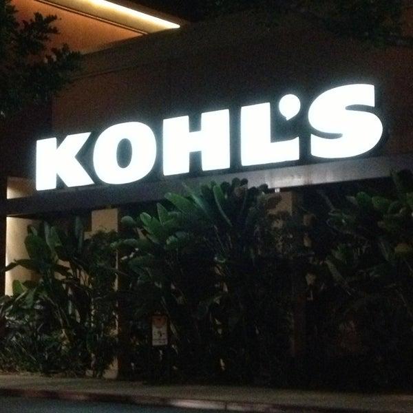 Kohls Bathroom Sign kohl's irvine - department store in irvine