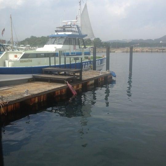 10/6/2012にuon1203が金沢八景 忠彦丸 釣船・釣宿で撮った写真