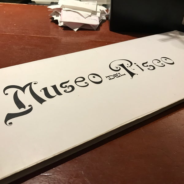 Foto tomada en Museo del Pisco por Maricar B. el 3/3/2017