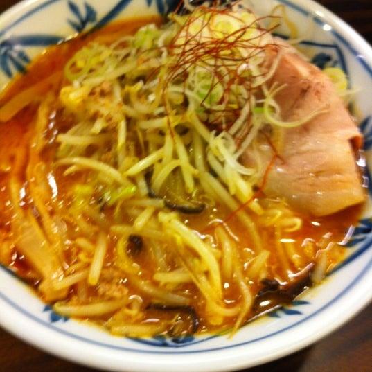 Photo taken at 味噌や 元住吉店 by Fukunaga M. on 12/4/2012
