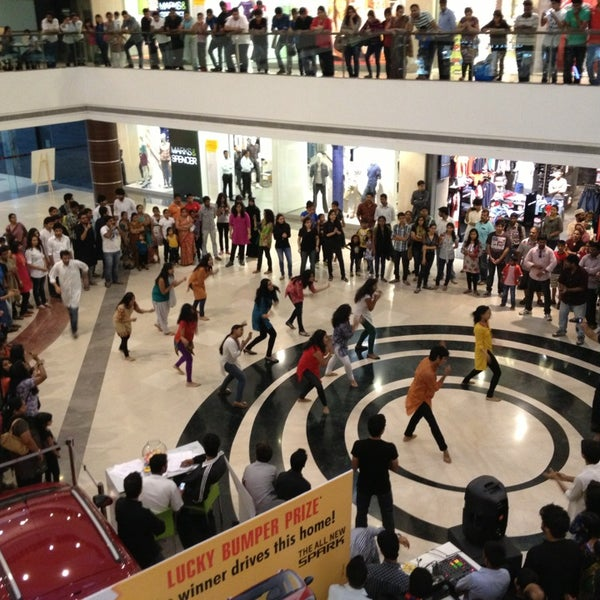 Photo taken at Kumar Pacific Mall by Enysa V. on 2/10/2013