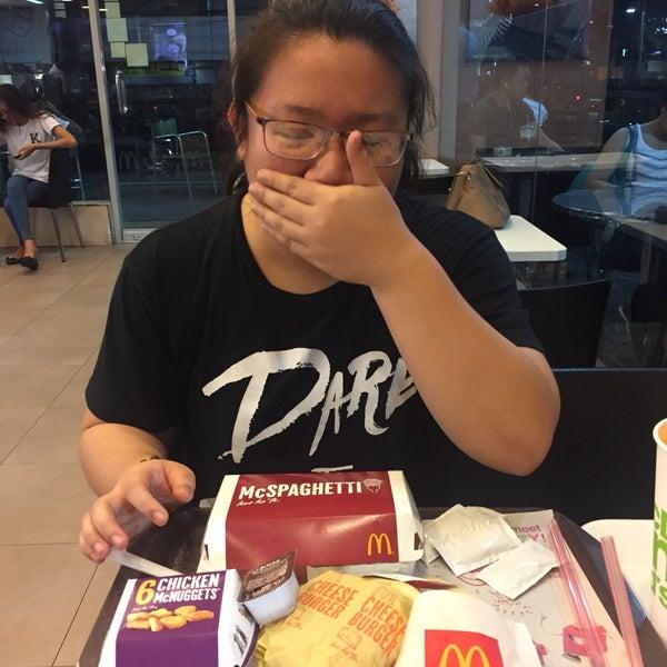 Photo taken at McDonald's by Katrina Z. on 4/10/2017