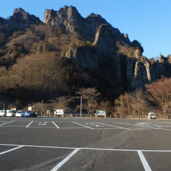 Photo taken at 妙義公園駐車場 by Masaki K. on 3/21/2016