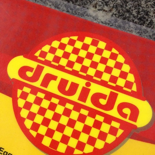 Foto tirada no(a) Druida Lanches por Rapha G. em 10/29/2012