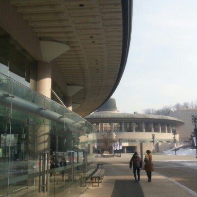Photo taken at Seoul Arts Center by SungKyun A. on 1/6/2013