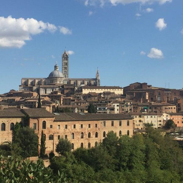 Photo taken at Siena by Alejandro P. on 9/22/2017