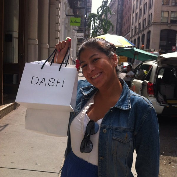 Photo taken at Dash NYC by Ale O. on 8/28/2013