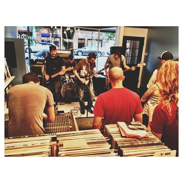 Photo taken at Mills Record Company by Lindsay G. on 8/28/2013
