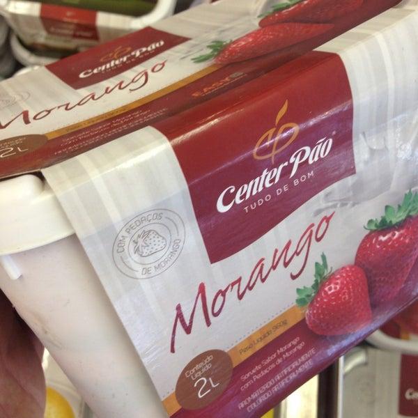 Em Montes Claros a CENTER PÃO tem sempre um produto de qualidade para dar um toque especial no dia. Tudo de bom!