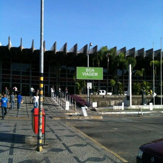 Photo taken at Terminal Rodoviário Governador Israel Pinheiro by Diogo F. on 10/26/2012