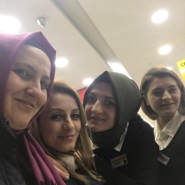 Photo taken at Aksu Çarşı by Boşnak T. on 2/25/2017