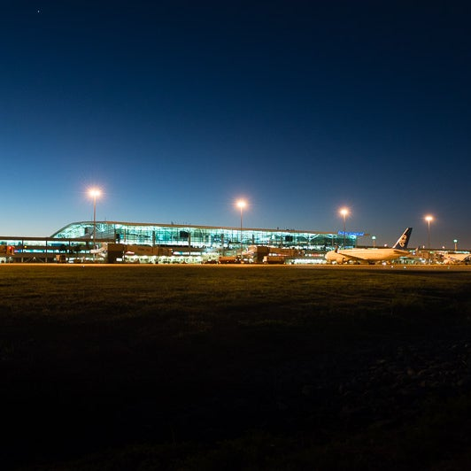 how to get to brisbane international airport