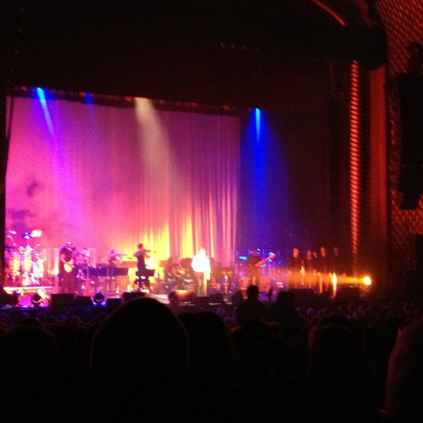 Photo taken at Palais Theatre by Moe I. on 4/20/2013