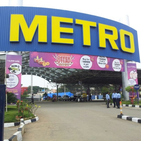 value proposition metro cash and carry Despite a compelling value proposition and a tremendous  oct20, 2003 chairman and ceo, metro ag, opened of metro cash & carry distribution centre.