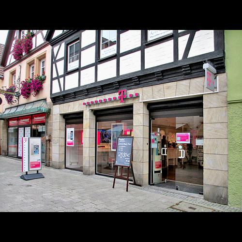 Telekom Shop Kulmbach - 4 visitors