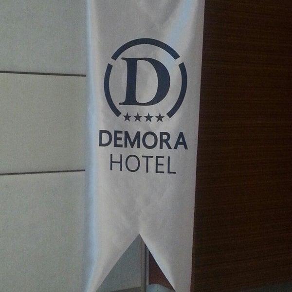 4/24/2013 tarihinde özer D.ziyaretçi tarafından Demora Hotel'de çekilen fotoğraf