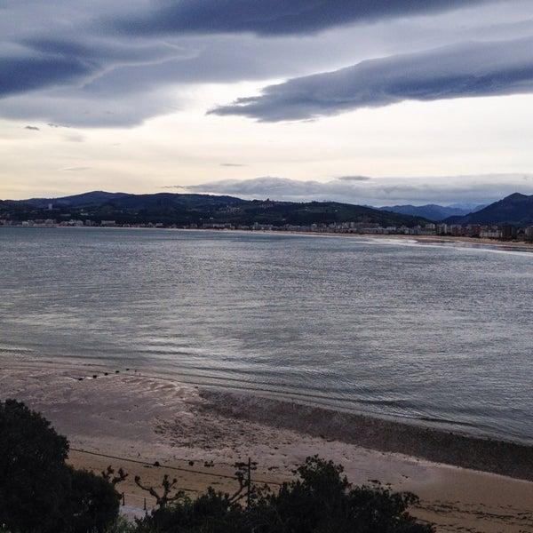 Photo taken at Santoña by Jon H. on 3/31/2014