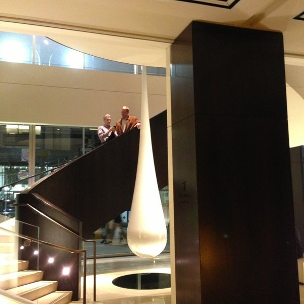 Photo taken at The Setai Fifth Avenue by Susan A. on 3/2/2013