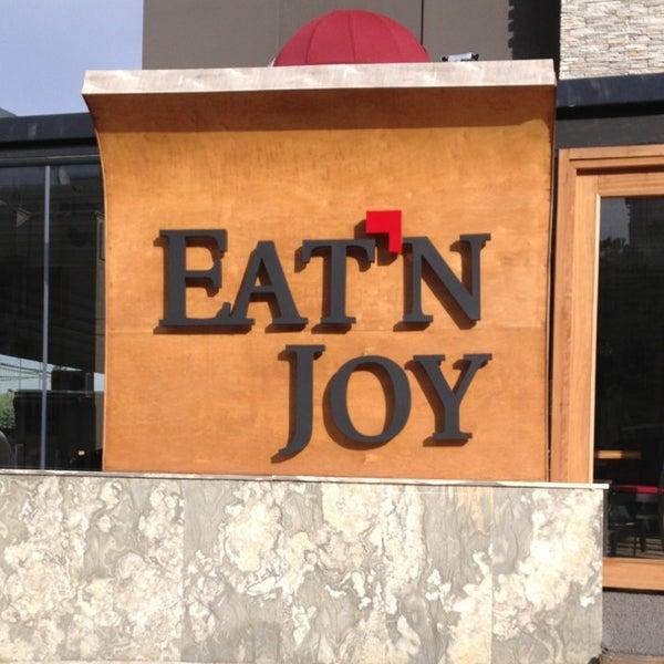 1/21/2013 tarihinde TRKN S.ziyaretçi tarafından Eat'n Joy'de çekilen fotoğraf