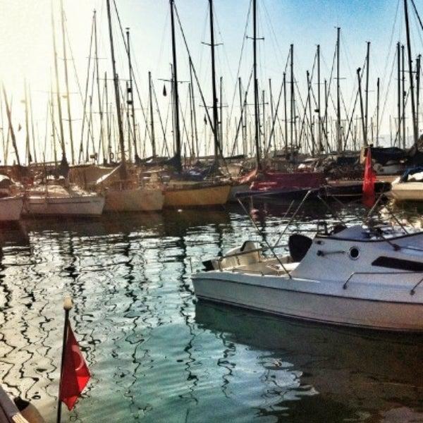 7/11/2013 tarihinde TRKN S.ziyaretçi tarafından Cafe Marin'de çekilen fotoğraf
