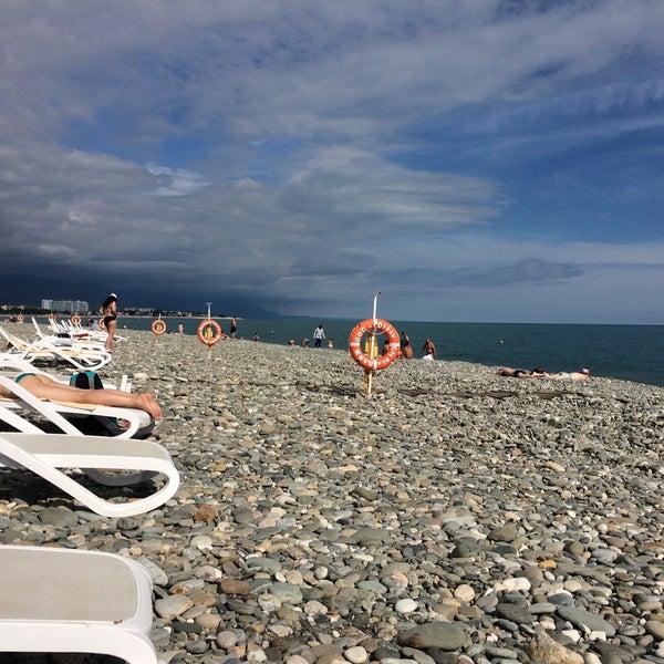 Снимок сделан в Radisson Blu Resort Beach пользователем Олег Б. 6/9/2016