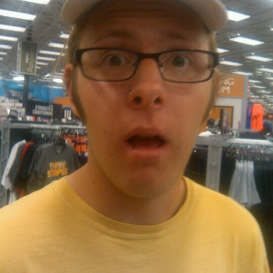 Photo taken at Sports Authority by Susan R. on 10/24/2012