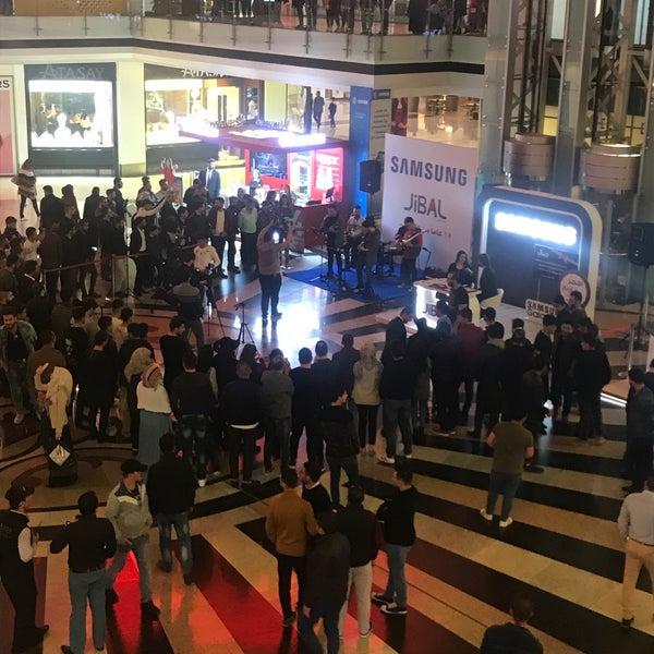 3/9/2018 tarihinde Salih T.ziyaretçi tarafından Family Mall'de çekilen fotoğraf