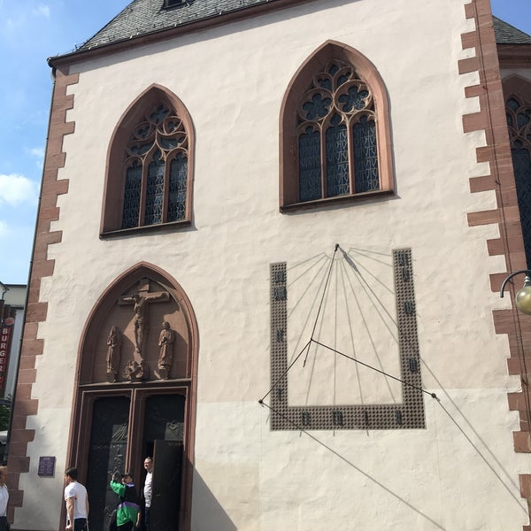 Photo taken at Liebfrauenkirche by René v. on 5/21/2016
