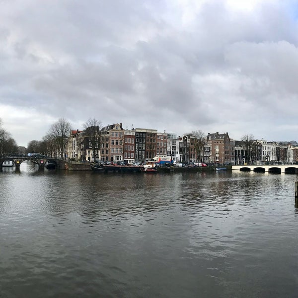 Photo taken at Amstelsluis by MK on 12/4/2017