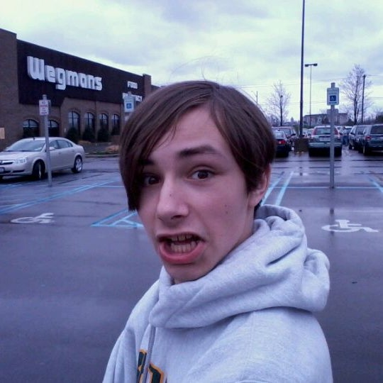 Photo taken at Wegmans by Michael T. on 3/24/2012
