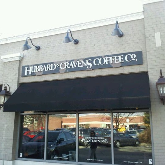 Photo taken at Hubbard & Cravens Coffee and Tea by Erik D. on 2/28/2012