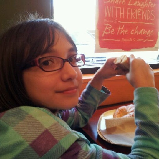Photo taken at Panera Bread by Chuck W. on 1/9/2012