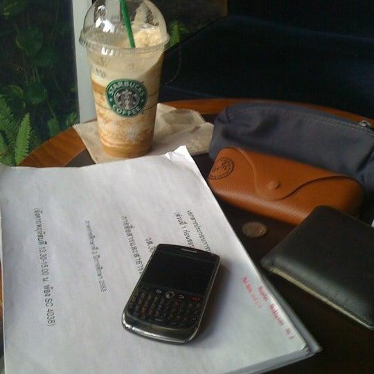 Photo taken at Starbucks by I'mName P. on 12/26/2010