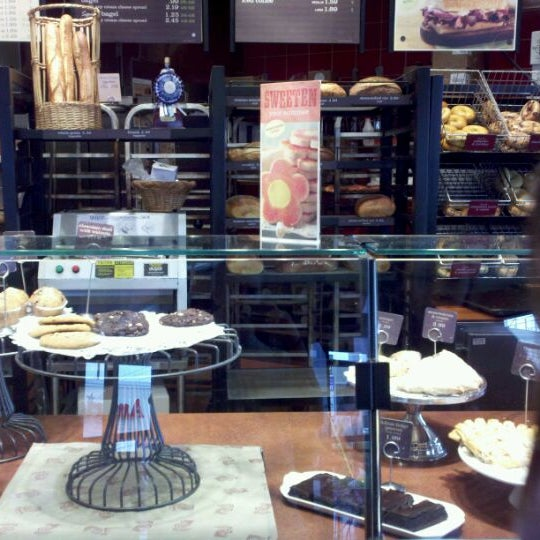 Photo taken at Panera Bread by George K. on 9/4/2011