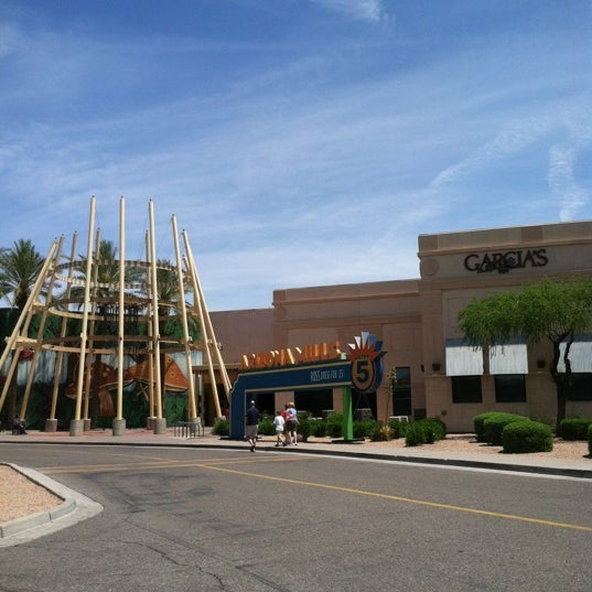 Photo taken at Arizona Mills by Erika E. on 5/5/2012