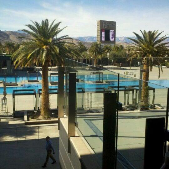 Photo taken at M Resort Spa Casino by Bill L. on 1/24/2012