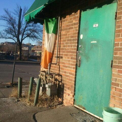 Photo taken at Dubliner Pub by Daniel K. on 1/8/2012