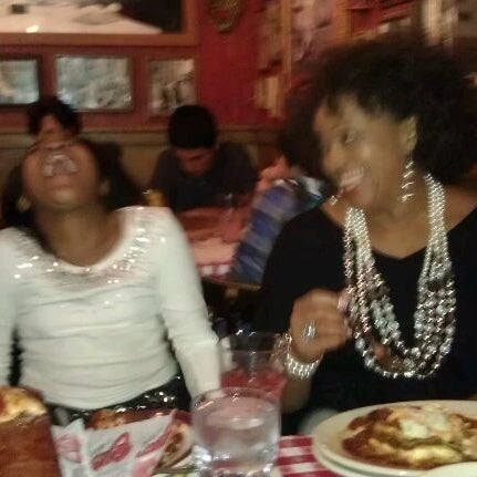 Photo taken at Buca di Beppo by Robert J. on 1/15/2012