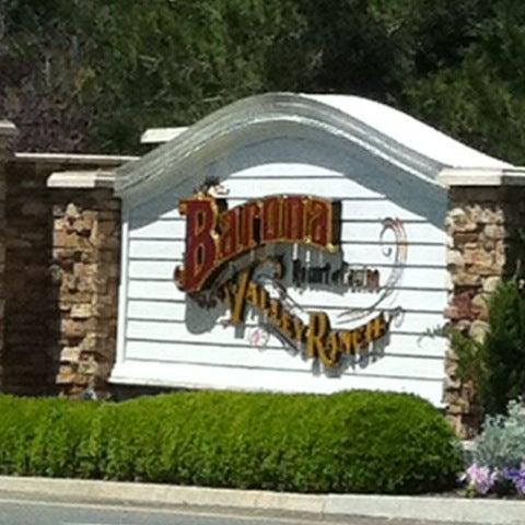 Photo taken at Barona Resort & Casino by Gary T. on 8/6/2011