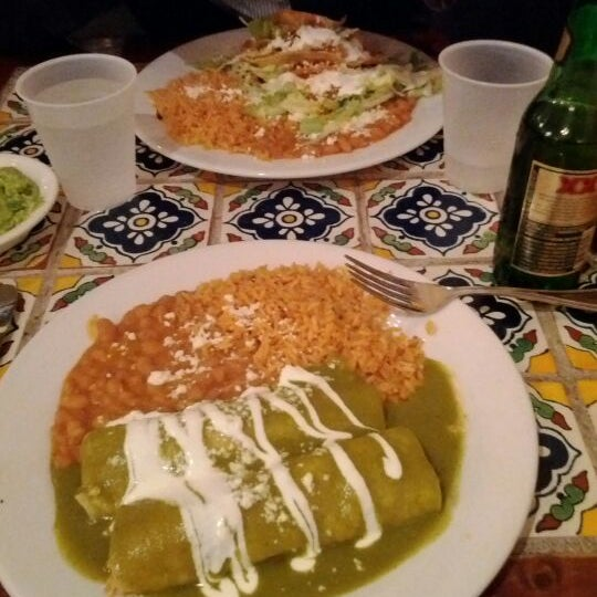 Los Agaves Restaurant Santa Barbara Ca Menu