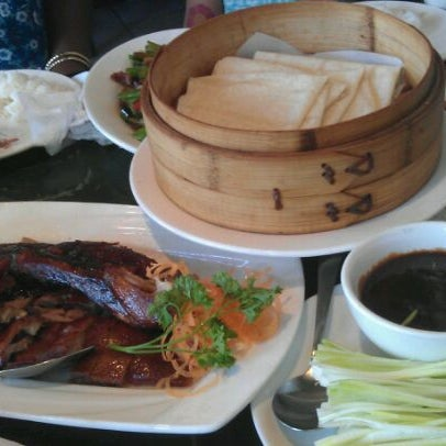 Photo taken at Sang Kee Peking Duck House by Ceci T. on 8/20/2011