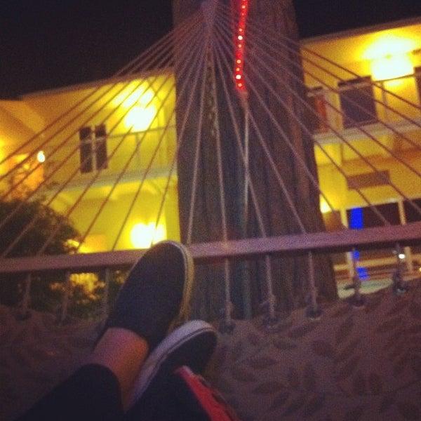 Photo taken at Hotel Del Sol by chuckdafonk F. on 10/30/2011