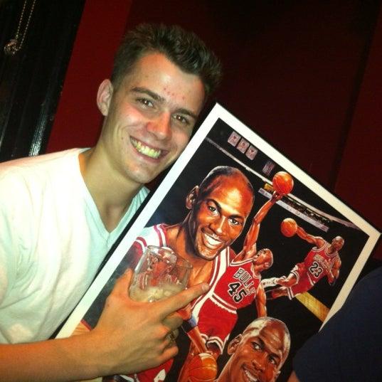 Photo taken at The Banshee Bar by Michael J. on 8/18/2012