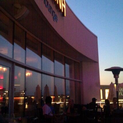 Photo taken at La Fontana Gelati Bar Lounge by Martin D. on 7/31/2012